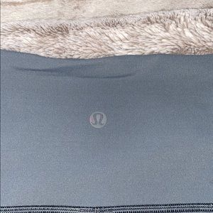 Lululemon fast and free highrise leggings